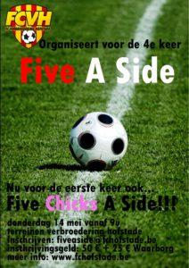 Five a side_2015