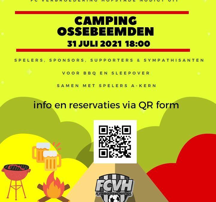 Camping Ossebeemden